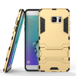 Tough Armor Shockproof Slim Protective Case for Samsung Galaxy Note 7 - Gold
