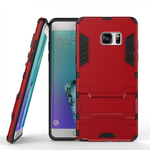 Tough Armor Shockproof Slim Protective Case for Samsung Galaxy Note 7 - Red