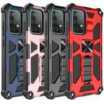 For Samsung Galaxy A32 5G Case Heavy Duty Rugged Kickstand Phone Cover