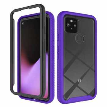 For Google Pixel 5 4A 5G 4 3a XL Case Full-Body Hybrid Shockproof Phone Cover