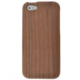Real Natural Wood Wooden Case for iPhone 5 5S SE