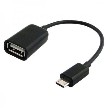 Micro USB to USB Adapter OTG Cable for Samsung Galaxy Note 10.1 2014 P600