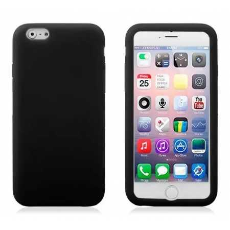 Rubber Silicone Skin Case Cover for 4.7