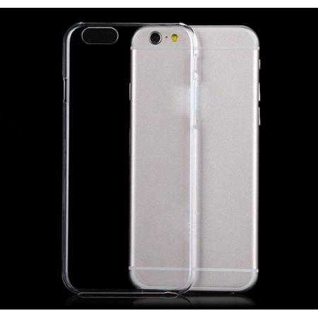 Ultra Thin Crystal Clear Hard Back Case Cover For iPhone 6 4.7inch + FILM