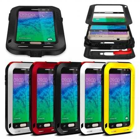 Waterproof Shockproof Aluminum Gorilla Metal Case Cover For Samsung Galaxy Alpha G850