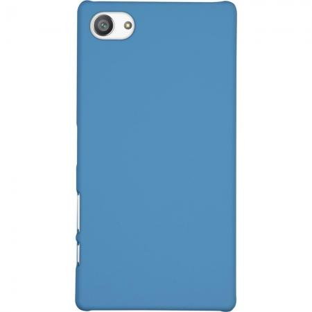 Ultra Thin Plastic Hard Back Case Cover Shell for Sony Xperia Z5 Compact/Z5mini - Light Blue