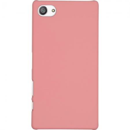 Ultra Thin Plastic Hard Back Case Cover Shell for Sony Xperia Z5 Compact/Z5mini - Pink