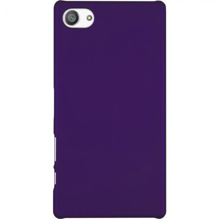 Ultra Thin Plastic Hard Back Case Cover Shell for Sony Xperia Z5 Compact/Z5mini - Purple