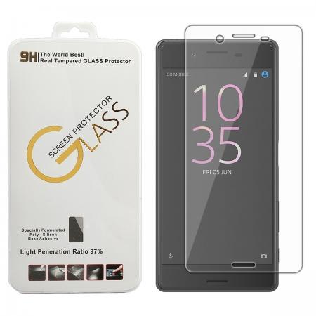 Premium Anti-Scrat​ch HD Tempered Glass Film Screen Protector For Sony Xperia X