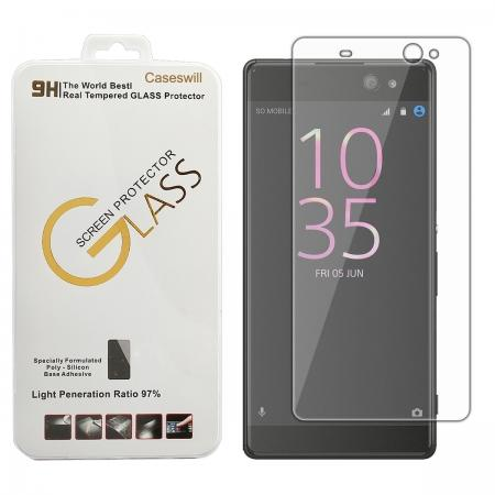 9H Hardness Anti-Scratch Tempered Glass Screen Protector for Sony Xperia XA Ultra