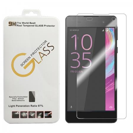 9H Hardness HD-Clear Tempered Glass Screen Protector for Sony Xperia E5 / F3311 / F3313