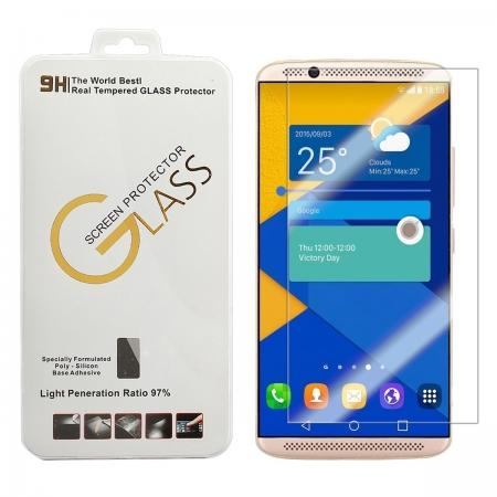 Ultra-Thin Premium HD Clear Tempered Glass Screen Protector for ZTE Axon 7