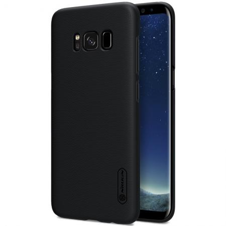 Nillkin Frosted Shield Hard Case Back Cover for Samsung Galaxy S8+ Plus - Black